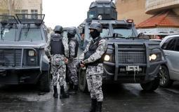 الشرطة الاردنية