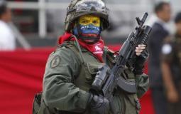الجيش الفنزويلي