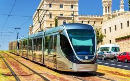 قطار اسرائيلي تهويدي يربط بين القدس المحتلة وتل ابيب