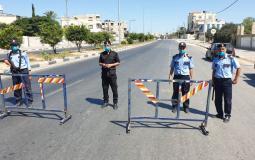 حظر التجوال في غزة بعد اكتشاف حالات بـ فيروس كورونا داخل غزة 3