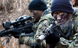قوات خاصة من كوريا الجنوبية