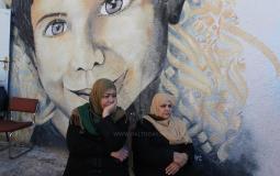 أصحاب المنازل المدمرة بغزة يشاركون في مظاهرة