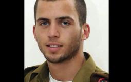 الجندي الاسرائيلي الأسير لدى حركة حماس هدار غولدين