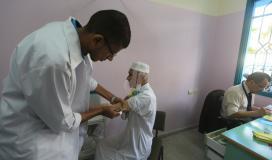 تطعيم حجاج