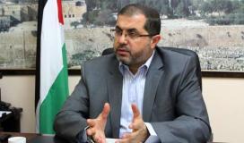 عضو مكتب العلاقات الدولية في حركة حماس د. باسم نعيم.