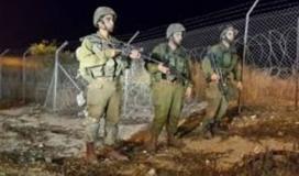 الاحتلال يعتقل شابين من غزة بزعم تسلهما نحو الداخل المحتل
