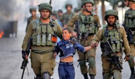 قوات الاحتلال تعتقل طفلين وشاب من طولكرم