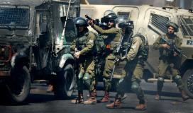 إصابات واعتقالات في مواجهات مع قوات الاحتلال بالداخل المحتل