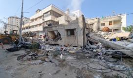 دمار منزل في غزة.jpg