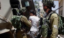قوات الاحتلال تقمع مسير رافضة للاستيطان في الأغوار وتعتقل شاب