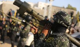 مقاتلي سرايا القدس