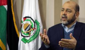 أبو مرزوق يدعو الفلسطينيين لإشعال خطوط التماس والمواجهة مع الاحتلال ودعم المقدسيين