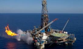 كتائب القسام تعلن استهداف منصة الغاز قبالة شواطئ غزة