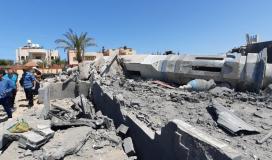 """الاحتلال خلق مزاعم """"كاذبة"""" لاستهداف بيوت العبادة والمؤسسات الوقفية والمقابر في غزة ووزارة الأوقاف تدعو لإعادة الإعمار"""