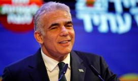 يائير لابيد يهاتف وزير خارجة عُمان بن حمود
