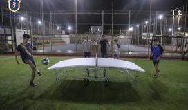 الأولى في فلسطين : تشامبيونز يحتضن بطولة التيكبول