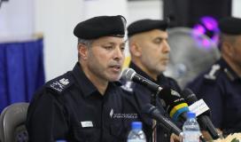 """شرطة غزة توضّح قضية """"إنهاء عقود في جهاز الشرطة"""""""