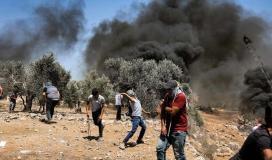 مواجهات نابلس- بيتا- قوات الاحتلال-إصابات- إصابة 4.jpg