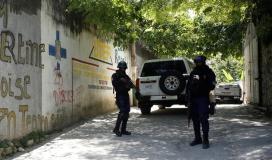 اعتقال العشرات من المشتبهين باغتيال رئيس هايتي
