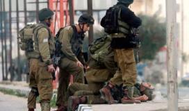 اصابة جندي اسرائيلي (أرشيف)