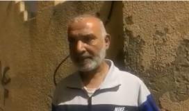 والد الاسير أيهم كممجي يروي تفاصيل عملية اعتقال نجله