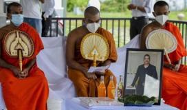 وفاة الكاهن السريلانكي إليانثا وايت الذي تنبأ بإنهاء جائحة كورونا