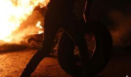 مواجهات  حاجز حوارة شرق نابلس، عقب مسيرة نصرة للأسرى (7).jpg