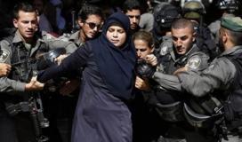 الاحتلال يعتقل فتاة بعد إطلاق النار عليها في القدس