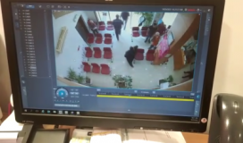 شاهد: سطو مسلح على بنك فلسطين في بلدة يعبد قضاء جنين