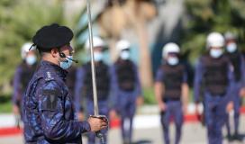 إحياء وزارة الداخلية والأمن الوطني للذكرى الثانية عشرة للعدوان الإسرائيلي على قطاع غزة عام 2008-2009 (2)