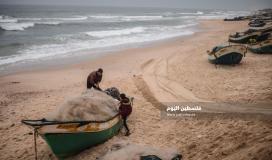 بكر ينفي إغلاق الاحتلال لبحر غزة أمام الصيادين