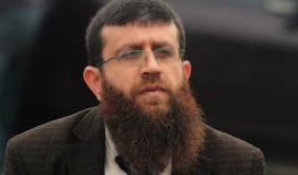 القيادي في حركة الجهاد الإسلامي خضر عدنان