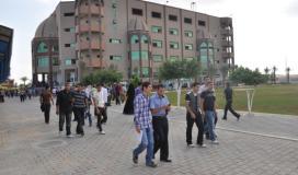 3 جامعات بغزة تعلق الدوام غدًا الخميس بسبب سوء الأحوال الجوية