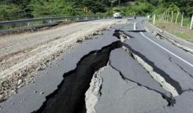 زلزال في ايران