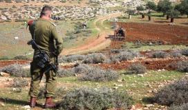 قوات الاحتلال في الضفة الغربية