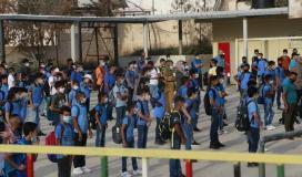 التعليم بغزة يعلن عن تعليق الدوام في المدارس يوم السبت