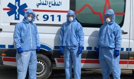 الصحة الأردنية تسجل 70 حالة وفاة جديدة بفيروس كورونا