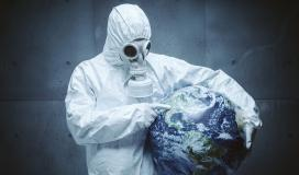 وباء - فيروس كورونا -جائحة- فايروس-