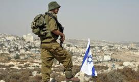 جندي اسرائيلي