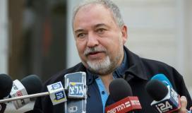 وزير الحرب الاسرائيلي افيغدور ليبرمان