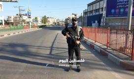 اغلاق غزة2