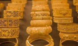سعر الذهب في فلسطين اليوم
