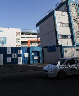 اغلاق مدارس الأونروا في قطاع غزة بسبب تفشي فيروس كورونا