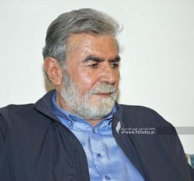 القائد زياد النخالة