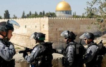 لليوم الثالث على التوالي.. مواجهات بين شبان مقدسيين مع قوات الاحتلال في ساحات المسجد الأقصى