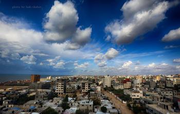 طقس فلسطين - منخفض